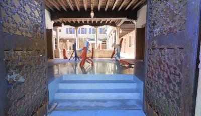 Abbazia di San Gregorio – Becoming Marni feat. Galerie Estação 3D Model