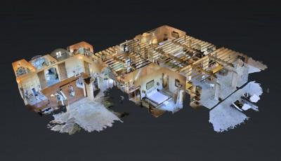 La Tres Lunas Ibiza – Dépendance 3D Model