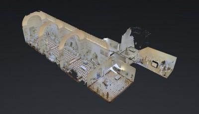 Canova La Gipsoteca Ottocentesca 3D Model
