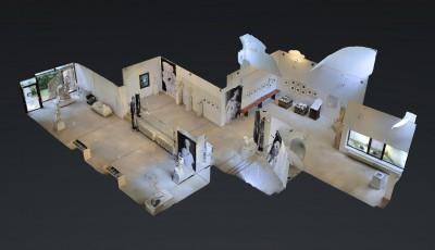Canova La Gipsoteca Scarpiana 3D Model