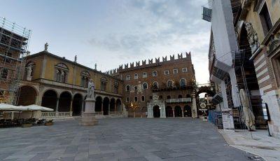 Piazza dei Signori – Verona 3D Model