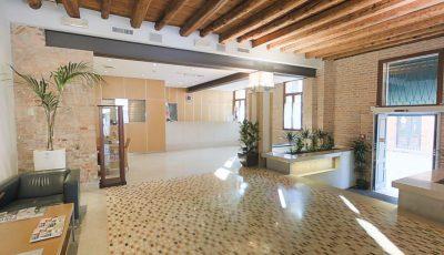 Hotel Canareggio – Venezia 3D Model