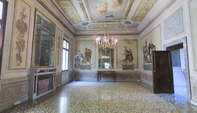 Palazzo Mangilli-Valmarana  (Venice) 3D Model
