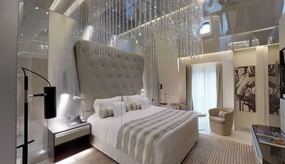 Hotel Gallia MIlan  Princess Suite 3D Model