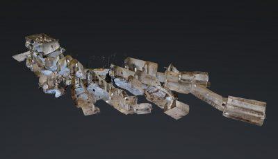 Sant'Angelo Resort 3D Model