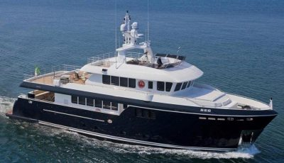 Stella di Mare – 30mts Yacht 3D Model