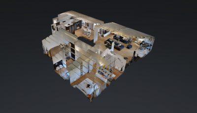 Ponzano Attico 3D Model