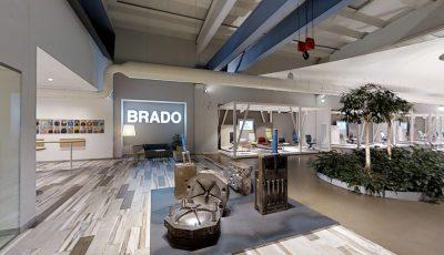 Brado Showroom 3D Model