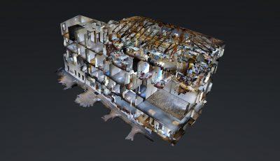 Palazzo Tosello – Treviso 3D Model
