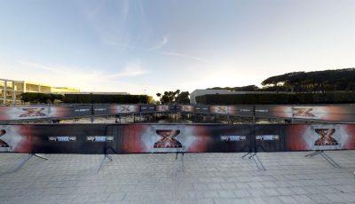 X Factor 3 3D Model