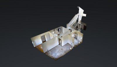 Palazzo Tosello App. 2° Piano  Lato Nord 3D Model