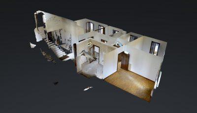 Palazzo Tosello App. 3° Piano lato Nord 3D Model