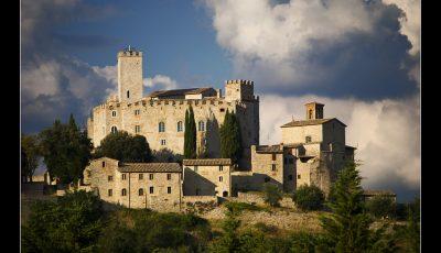 Antognolla Castle 3D Model