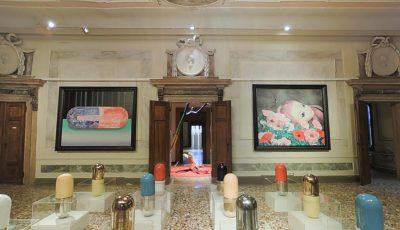 Biennale d'Architettura 2015 Palazzo Michiel – Venice 3D Model