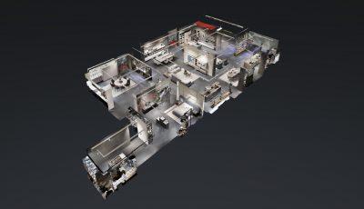 Febal Casa – Salone del Mobile 2018 3D Model