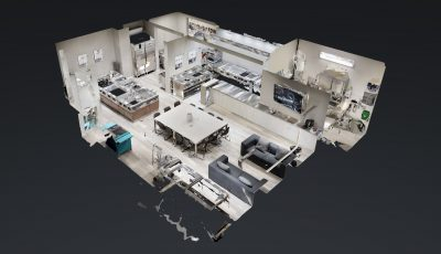 Silko Showroom 3D Model